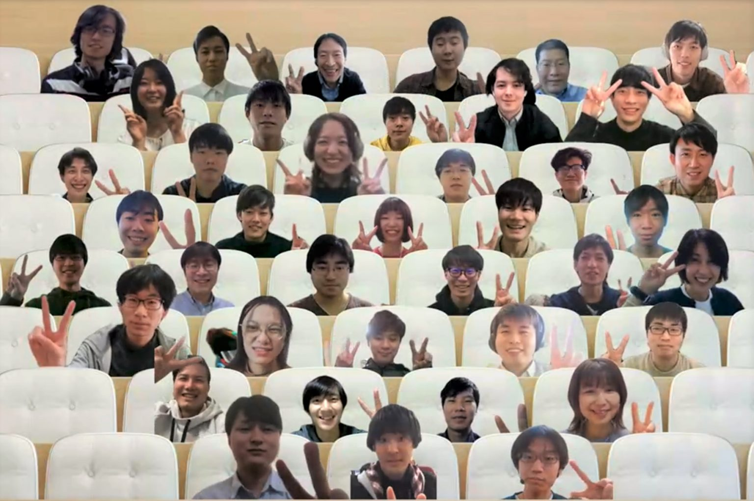 Laboratory group photo 2